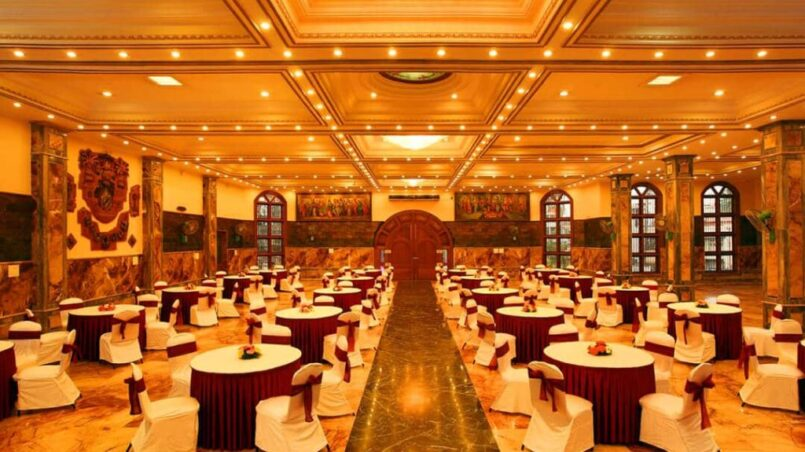 function of banquet department in hotel